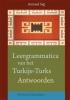 Armand  Sag,Leergrammatica van het Turkije-Turks antwoorden