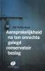 <b>G.J.P.  Molkenboer</b>,Aansprakelijkheid na ten onrechte gelegd conservatoir beslag