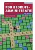 Henny  Krom ,PDB Bedrijfsadministratie met resultaat Opgavenboek 2e druk