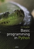 Eric  Steegmans ,Basic Programming in Python