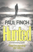 Paul Finch Hunted