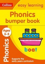 Collins Easy Learning Phonics Bumper Book Ages 3-5