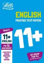 Letts 11+ 11+ English Practice Test Papers - Multiple-Choice: for the GL Assessment Tests