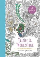 Chin, Marcos Fairies in Wonderland 20 Postcards