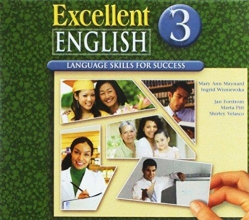 Maynard, Mary Ann,   Wisniewska, Ingrid,   Forstrom, Jan Excellent English Level 3 Audio CDs (2): Language Skills for Success