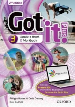 Got It Plus 3: Student Pack