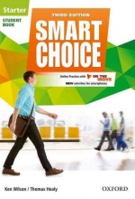 Wilson, Ken Smart Choice Starter: Student Book with Online Practice and On The Move