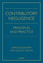 Goudkamp, James,   Nolan, Donal Contributory Negligence