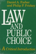 Farber, Law & Public Choice (Paper)