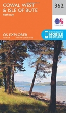 Ordnance Survey Cowal West and Isle of Bute