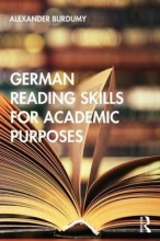Alexander Burdumy German Reading Skills for Academic Purposes