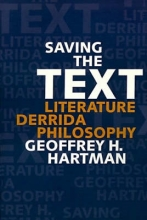 Hartman, Saving the Text