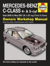 Haynes Publishing Mercedes-Benz C-Class