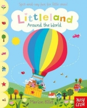 Billet, Marion Littleland: Around the World