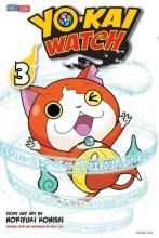 Konishi, Noriyuki Yo-Kai Watch 3