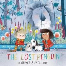 Freedman, Claire Lost Penguin
