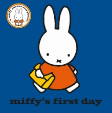 Dick,Bruna Miffy`s First Day