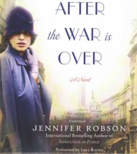 Robson, Jennifer After the War Is Over