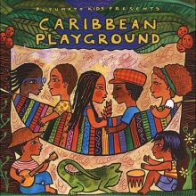 PUTUMAYO KIDS PRESENTS*Caribbean Playground (CD)