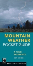 Renner, Jeff Mountain Weather Pocket Guide