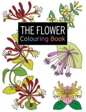 Pinder, Polly The Flower Colouring Book