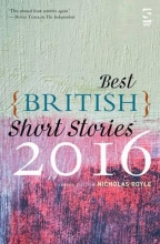 Royle, Nicholas Best British Short Stories 2016