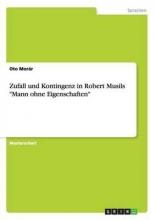 Morár, Oto Zufall und Kontingenz in Robert Musils