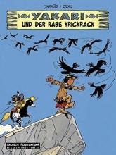 Jobin, André Yakari 14 und der Rabe Krickrack