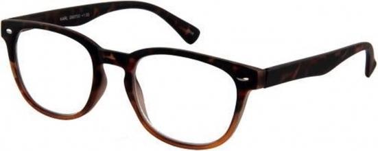 G60730 , Leesbril karl g60700 bruin oranje 3.00