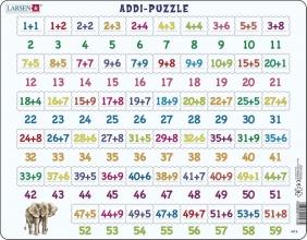 , Larsen Addi-Puzzle