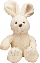 , Ebba cream - konijn - knuffel - pluche