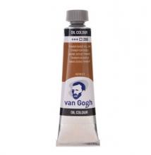 , Talens van gogh olieverf tube 20 ml  transparant oxydgeel 265