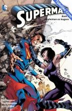 Giffen,,Keith/ Jurgens,,Dan Superman Hc02. Geheimen en Leugens (new 52)