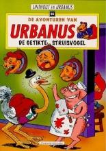 W.  Linthout De avonturen van Urbanus De getikte struisvogel