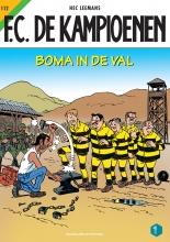 Hec Leemans , Boma in de val
