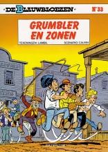 Willy,Lambil/ Cauvin,,Raoul Blauwbloezen 33