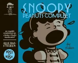 Charles M.  Schulz Snoopy 1953 en 1954