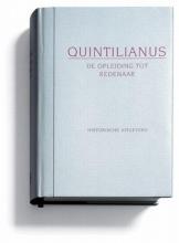 Quintilianus De opleiding tot redenaar