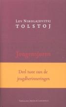 Lev  Tolstoj Jongensjaren