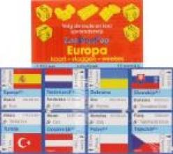 , Europa Kaart,Vlaggen, Weetjes