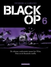 Labiano,,Hugues/ Desberg,,Stephen Black Op 06