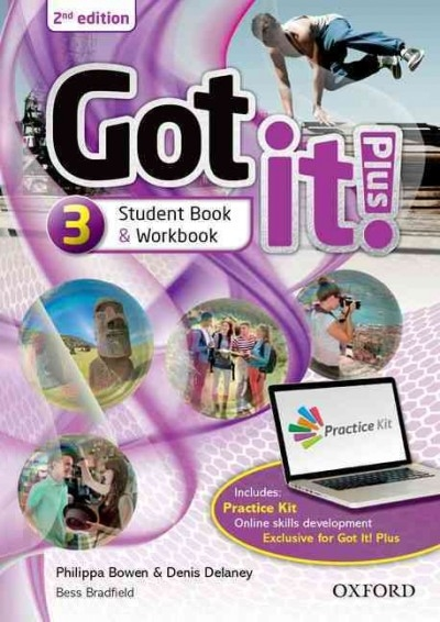 ,Got It Plus 3: Student Pack