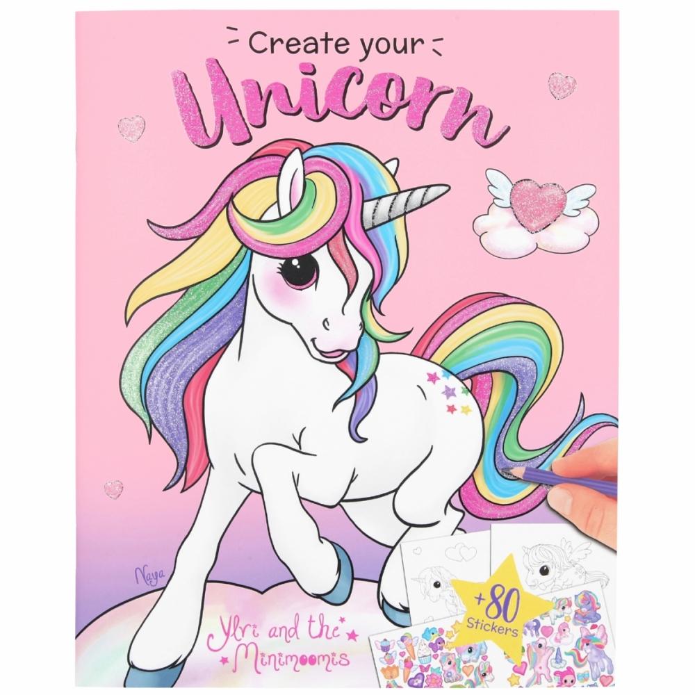 ,Ylvi  and the minimoomis create your unicorn