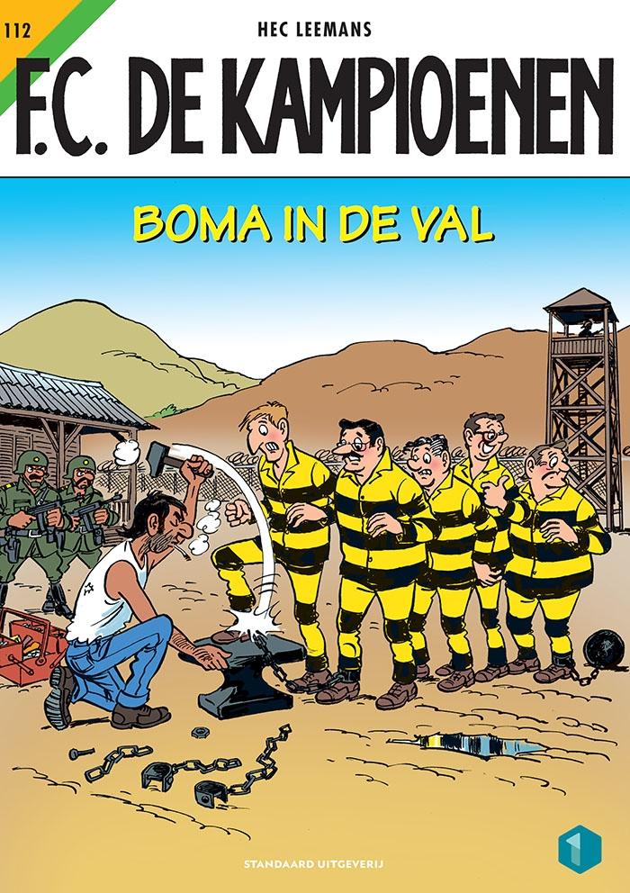 Hec Leemans,Boma in de val