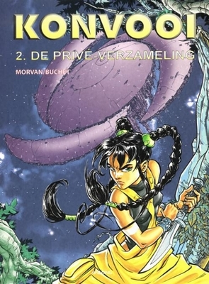 Philippe,Buchet/ Morvan,,Jean-david,Konvooi 02
