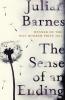 <b>J. Barnes</b>,Sense of an Ending (fti)