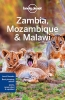 Lonely Planet, Zambia Mozambique & Malawi part 3rd Ed