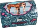 , Horses dreams sieraden doos