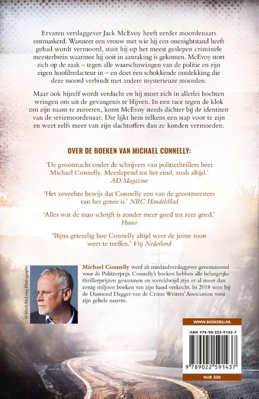 Michael Connelly,Een gewaarschuwd man