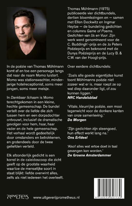 Thomas Möhlmann,Dankbaar lichaam